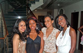 Single Barranquilla ladies excited to meet foreign men
